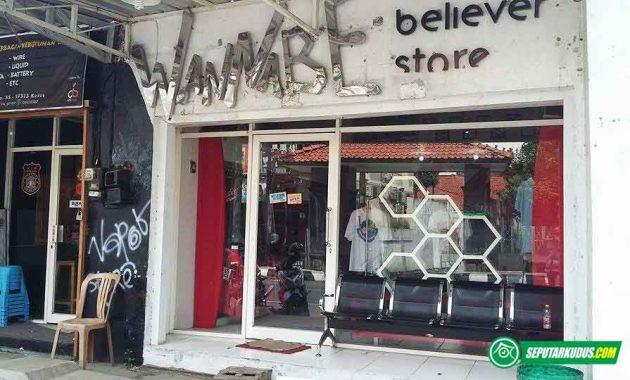 Distro Wannabe Believe Store di Jalan Sunan Muria 2017_4