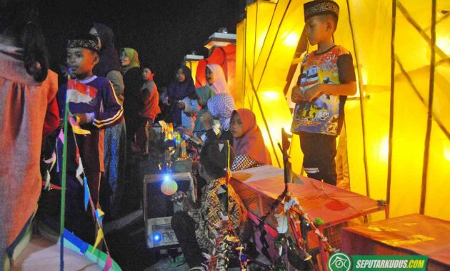 Anak-anak Dukuh Winong antusias ikuti Festival Bodho Beratan