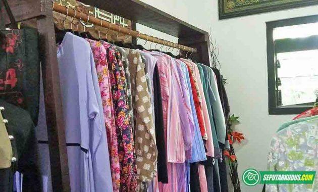 Koleksi gamis dan baju muslim di Bless Collection 2017_6_6