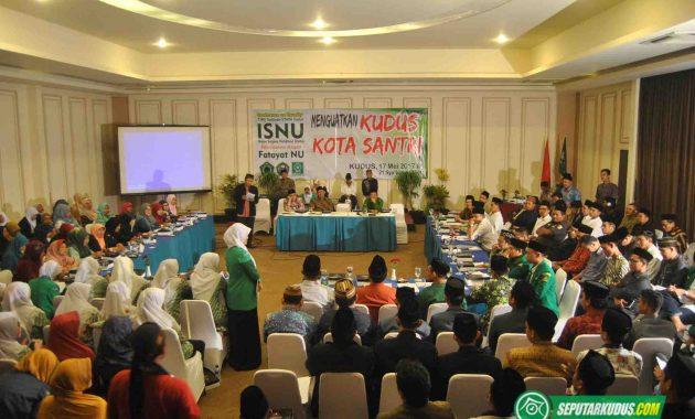 Suasana diskusi Menguatkan Kudus Kota Santri 2017_5