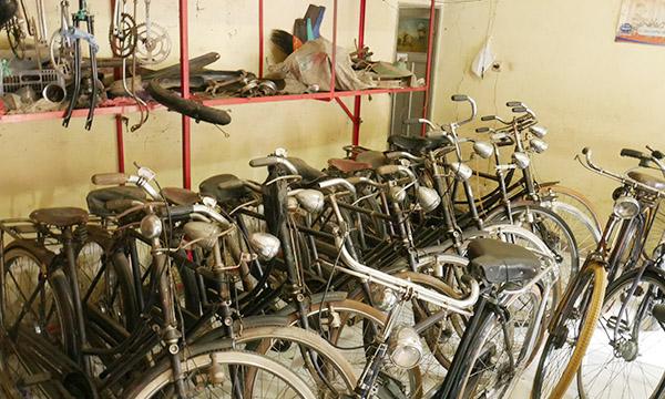 Setia Kawan Putra, SatuSatunya Toko Sepeda Onthel Antik