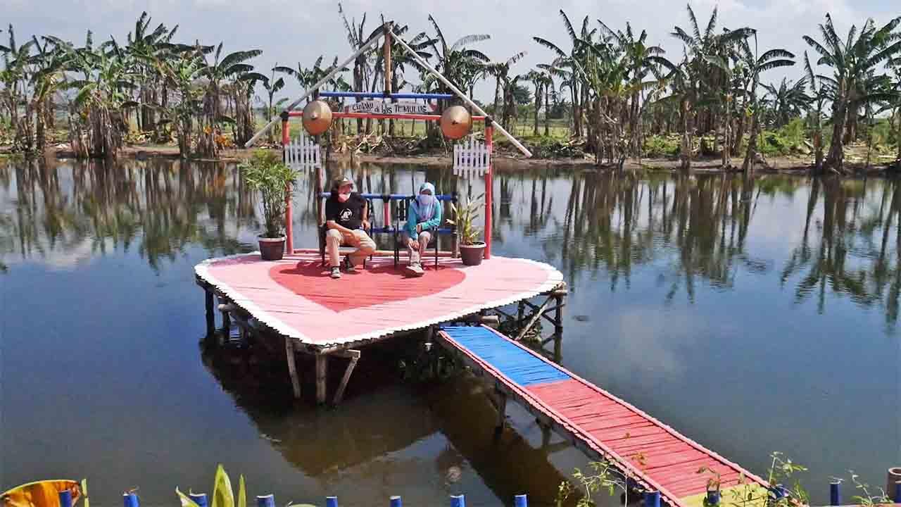 Desa Temulus Kembangkan Wisata Air yang Dilengkapi Spot Foto ...