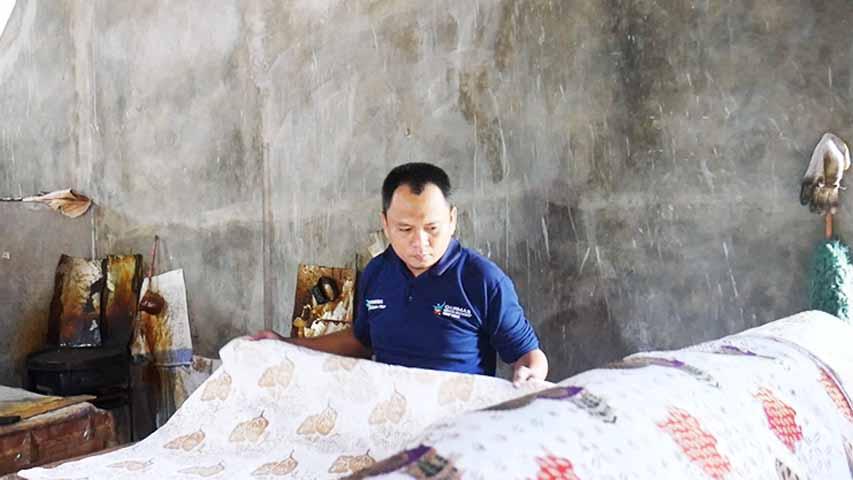 Cerita Sukses Pemilik Batik Djanoer, Awalnya Harus Pinjam ...
